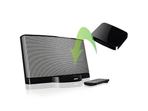 Reytid® iDock Bluetooth 4.0 Wireless Receiver Adapter mit AptX für iPod Docking Stations - Stream Musik drahtlos von Ihrem Telefon / Tablet / iPod / Lautsprecher - Bose, Beats, BW, JBL, Sonos
