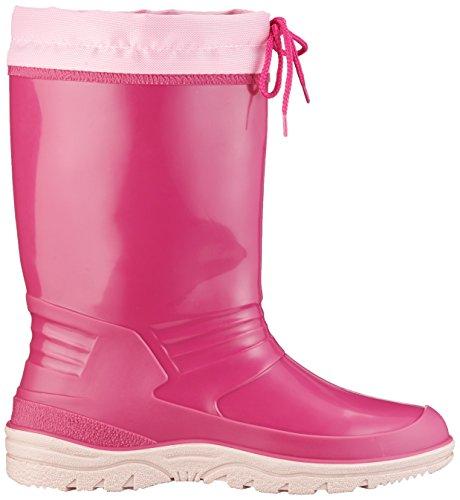 Lico Ragazza Punto Stivali Di Gomma Rosa (rosa / Rosa)