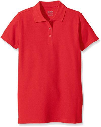 JAKO Herren Polo Team, rot, 4XL - Polo-shirts Frauen