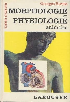 Morphologie et physiologie animales
