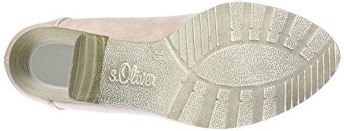 s.Oliver 22404, Escarpins Femme Rose (Rose 544)