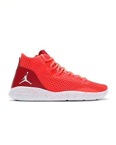 Nike Herren Jordan Reveal Basketballschuhe, Rojo (Infrared 23/White-Gym Red), 43 EU (Schuhe Jordan Schöne)