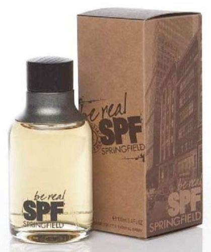 Springfield BE Real SPF Man 100 ML