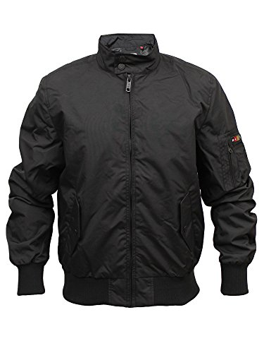 ma1-modern-asthetics-bizel-zip-through-harrington-funnel-neck-jacket-m-jet-black