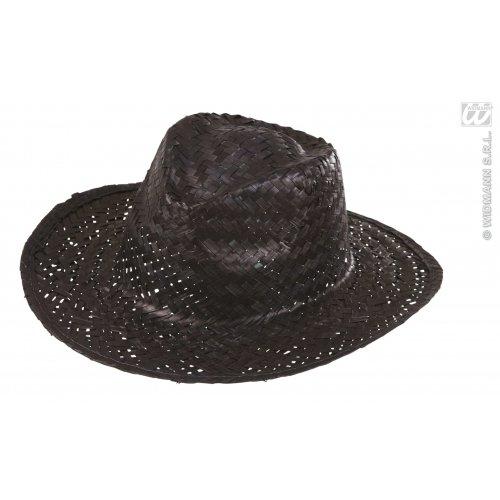 widmann-wdm1423b disfraz Adulto Unisex, Color Negro, wdm1423b