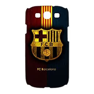 Custom/DIY Design Spanish Strong Football Team Barcelona FC Plastic Phone Case for Samsung Galaxy S3 I9300 by Dream Catcher Online