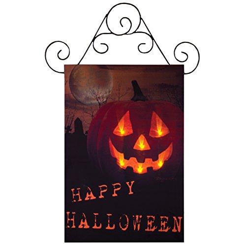 Ohio Machen Halloween Tür Leinwand Radiance erleuchtet Art Wand