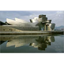 Posterlounge ALU Dibond 180 x 120 cm: The Guggenheim Bilbao Museum de Kenneth Garrett/