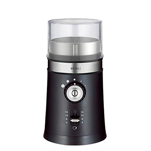 SX-ZZJ Elektrische Kaffeemühle Grinder - kompakte und Einfache Touch Automatische Schleifwerkzeug für Alle Kaffeebohnen