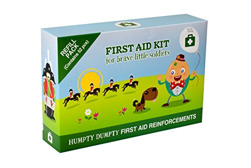 Yellodoor Erste-Hilfe-Set für Babys, 52-teilig (Tuch, Klebeband Medizinisches)