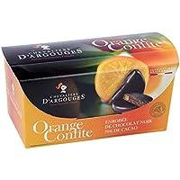 Tranches d'oranges confites enrobées - Chocolat noir 70% Chevaliers d'Argouges 180g