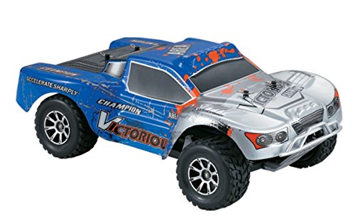 Rayline Funrace 01S-D - 1:18 Pro Short-Course Truck 4WD mit 1500 mAh LiPo Akku bis 70 km/h schnell