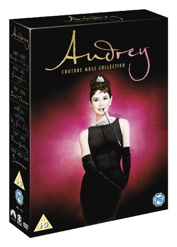 The Audrey Hepburn Collection - Breakfast At Tiffanys, Funny Face, Paris When It Sizzles, My Fair Lady, Roman Holiday, Sabrina [UK Import] (Fair My Film Dvd Lady)