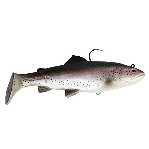 Savage Gear - 3D Trout Rattle Shad 27,5cm 275g Rainbow Trout