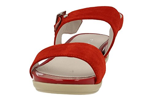 EVE RED SANDAL STONEFLY 108206-600 9 Rouge