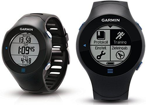 Garmin Forerunner 610 GPS-Laufuhr (Geschwindigkeits-/Streckenmessung, Touchscreen Bedienung) - 11