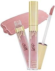 Rouge à lèvres, Tefamore Imperméable Crayon liquide à lèvres longue durée Rouge à lèvres mat Maquillage pour les...