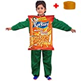 Junk Food Theme (cut Out And Cap Only) Fancy Dress Costume Costume | Cosplay Carnival Costumes For Children | Fancy Dress Competition | B'day Party | Birthday Gift | B'day Gift | Baby Show | Halloween Costume | Kindergarden | Fancy Dress Shop | Baby Show