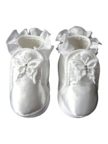 Festlicher Schuh für Taufe, Hochzeit und alle anderen Anlässe, Baby Kinder Schuhe, Taufschuhe für Mädchen, versch. Modelle und Größen Vts06 Tp19