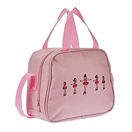 Starlite 120 Pink 5 Ballerina Design Holdall