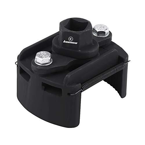 Chiave per filtro olio, universale regolabile 60mm-80mm 2 ganasce chiave per filtro olio chiave strumento di rimozio