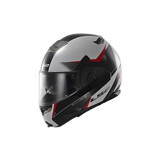 Preisvergleich Produktbild LS2 Helm Modular S rot