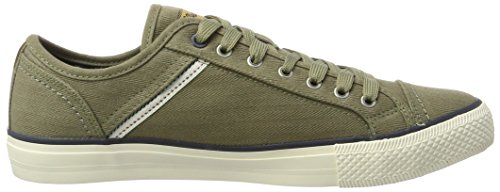 Wrangler Herren Starry Low Top Grün (Khaki)