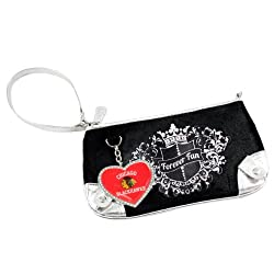 NHL Chicago Blackhawks Sport Luxe Fan Wristlet