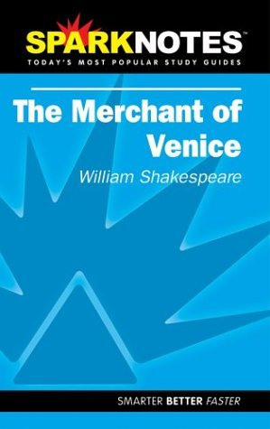 The Merchant of Venice (SparkNotes Literature Guide) (SparkNotes Literature Guide Series) by William Shakespeare (2002-07-15)