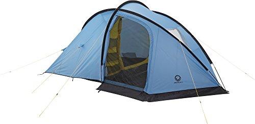 Grand Canyon Annapolis 3 – Campingzelt (3-Personen-Zelt), blau/schwarz, 302203 - 2