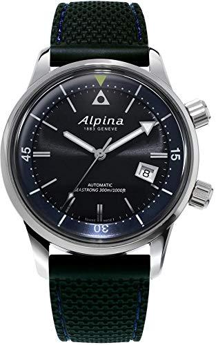 Alpina Mens seastrong subacqueo patrimonio automatica AL-525G4H6