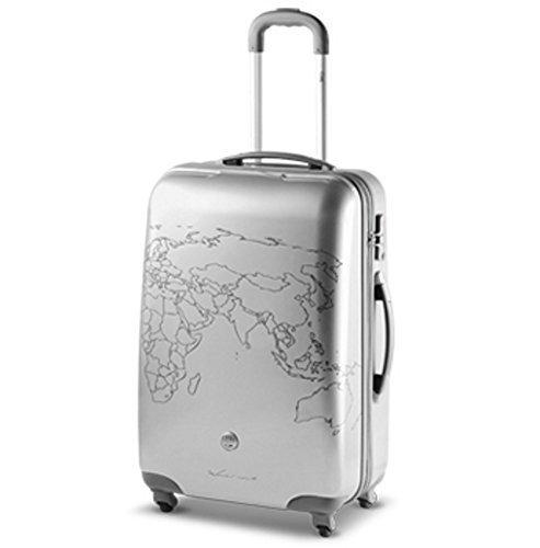 Trolley-Koffer ToDo - zum selbstbemalen - 77cm/4,6kg - Ital. Design - CIAKRONCATO