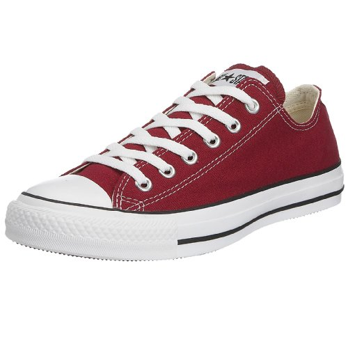Converse Chuck Taylor All Star Ox, Zapatillas Unisex Adulto, Rojo (Red 600), 54 EU