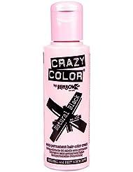 Coloration pour cheveux Crazy Color couleur n°32, Noir naturel 100ml