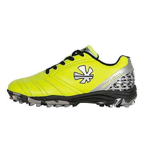 Reece Bully X80 Outdoor Hockey Schuhe gelb Kinder gelb, 38