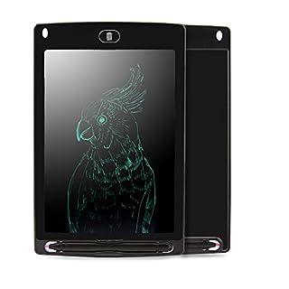 Tiptiper 8,5 Zoll LCD-Schreibtablett Graffiti Malerei elektronische Zeichnung Grafiken Büro Handwerkzeug-großes Geschenk für Kinder