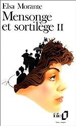 Mensonge et sortilège, tome 2 de Elsa Morante