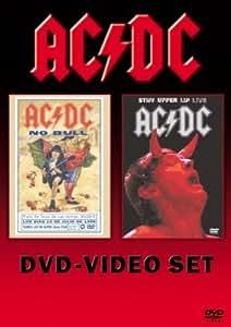 Ac/Dc: No Bull/Stiff Upper Lip [DVD] [2003]