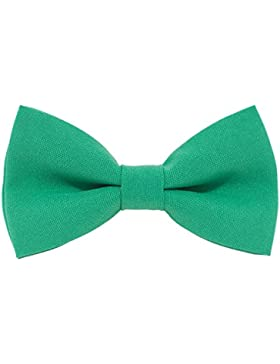 Classic Pre-Tied Bow Tie Formal Solid Tuxedo for Adults & Children, by Bow Tie House