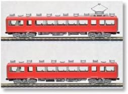 Nagoya Railroad Series 7000 [Panorama Car] (Second Edition) (Add-on 2-Car 2-Car 2-Car Set) (Model Train) | Beau Design  0927b1
