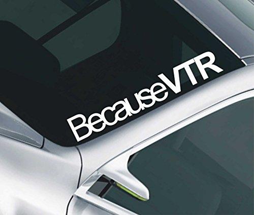 because-vtr-windscreen-sticker-citroen-saxo-lowered-slammed-jdm-drift-decal-22