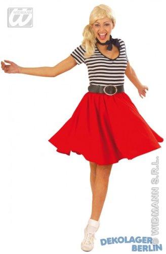 achsenenkostüm für Damen, Rot Gelb Blau Pink, WDM3367D ()