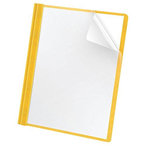 Oxford 58805klar, Front Bericht für Rückseitenschutz gelb