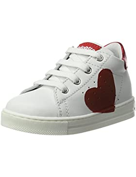 Falcotto Baby Mädchen Heart Sneaker