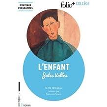 L'Enfant by Jules Vallès (2016-06-09)