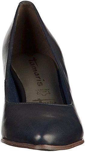 Tamaris 22422, Escarpins Femme Bleu (Navy)