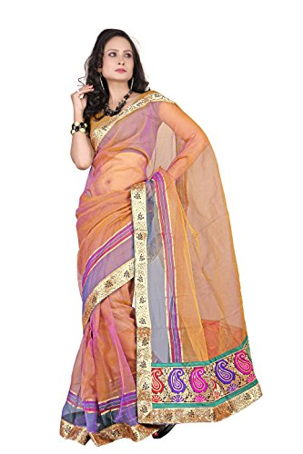 Florence Women's Tissue Sari (FL-10056-1)