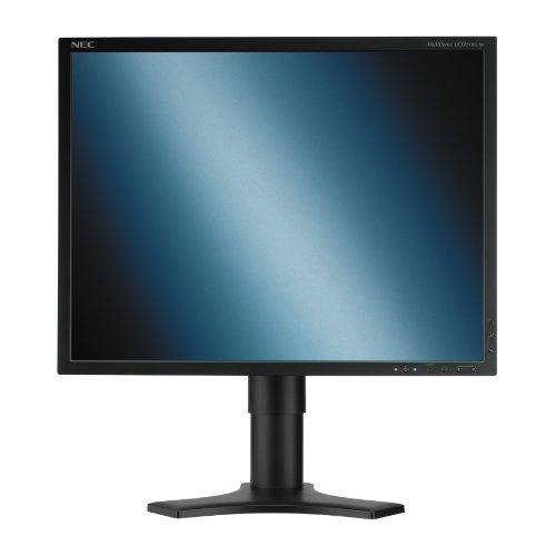NEC LCD-2190 UXP 53,3 cm (21 Zoll) TFT LCD-Monitor (Kontrast 1000:1, 8ms Reaktionszeit) schwarz