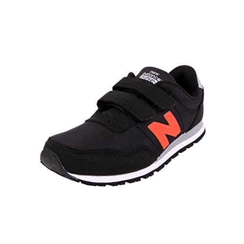 New Balance KV 396 Kids DOY Black Orange Noir