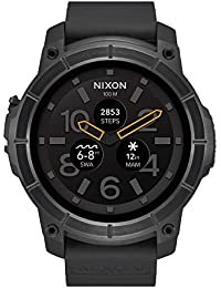Nixon Herren - Armbanduhr Analog - Smartwatch Digital Quarz A1167-001-00